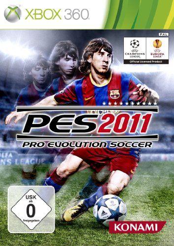 Konami Pro Evolution Soccer 2011