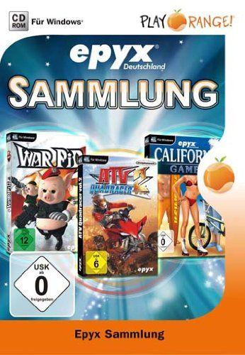 Magnussoft Epyx Sammlung, Pc, Cd, Win