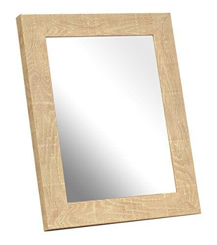 inov8-8-x-6-cm-Miroir-de-style-traditionnel-de-MFE-DWSA-86-Beige-NEUF