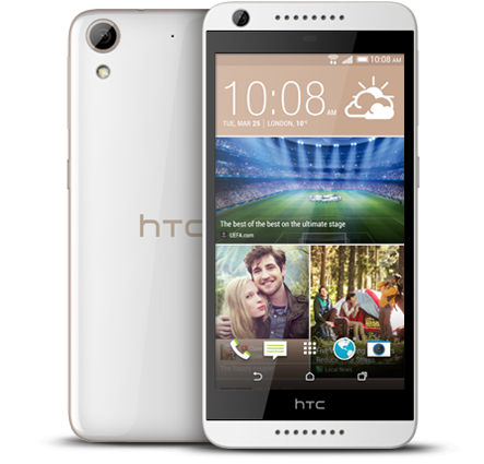 HTC-Desire-16Go-4G-626-Gris-NEUF