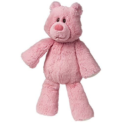 Mary Meyer - Guimauve Zoo Teddy peluche Rose - [42075] NEUF