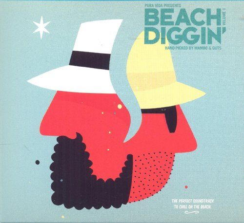 Heavenly-Sweetness-Guts-Presents-beach-Diggin-HSCD-90-NEUF