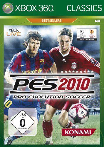 Konami Pro Evolution Soccer 2010 Classics