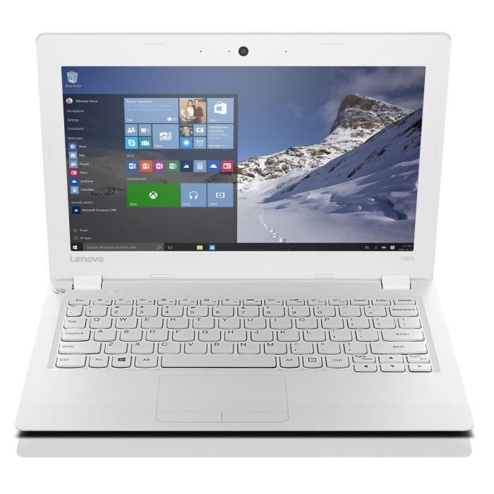 Lenovo-PC-Portable-Ideapad-100S-11IBY-11-6-HD-2Go-RAM-Windows-10-NEUF