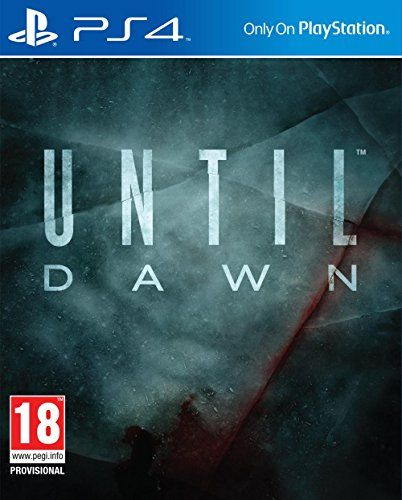 Sony Until Dawn, Playstation 4 Basic Playstation 4 French Video Game - Preowned: Excellent Condition