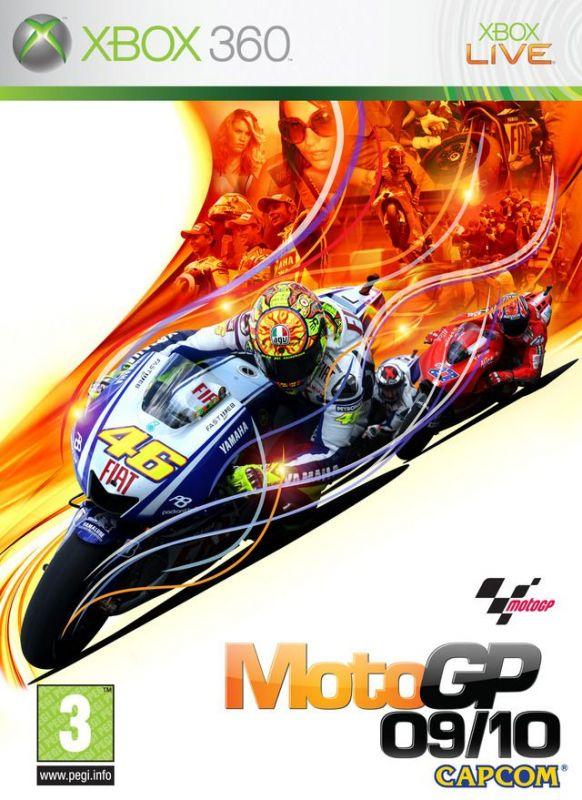 Capcom Motogp 09/10