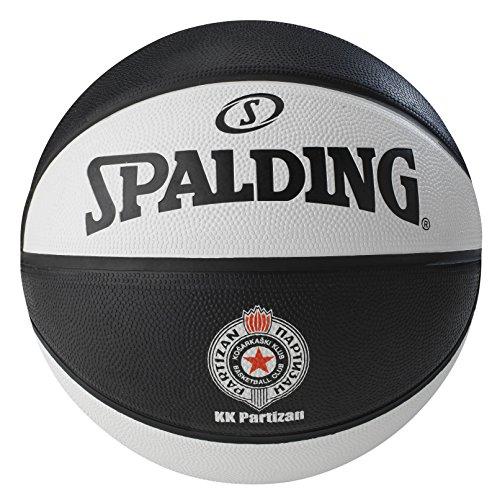 SPALDING-Ballon-de-basketball-3001514013017-Noir-Noir-7-NEUF