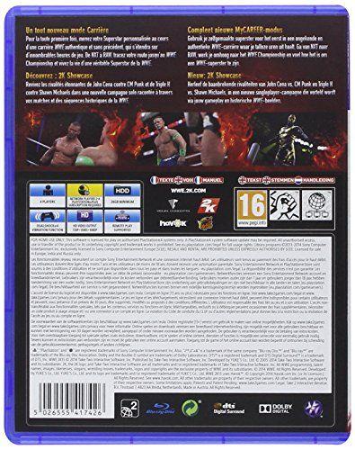 Take-two Interactive Wwe 2k15, Ps4