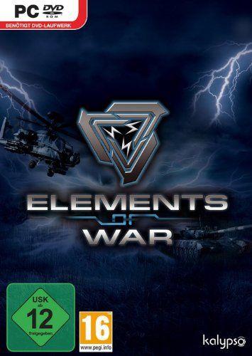 Elements Of War [german Version]
